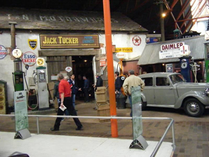 jack tucker beaulieu museum