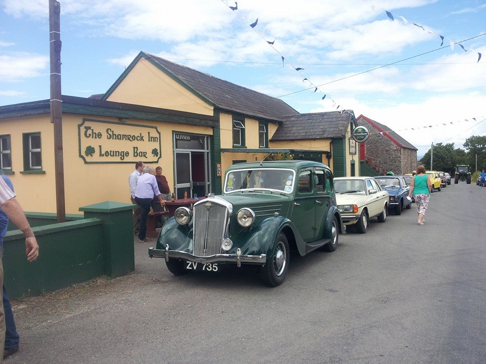Kilkenny Motor Club – Vintage Car Club, Kilkenny, Ireland ...